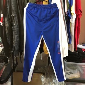 adidas Pants - Track Pants - Blue/White